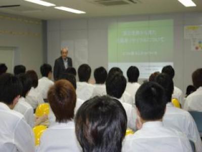 独立行政法人国立高等専門学校機構 鶴岡工業高等専門学校様工場見学